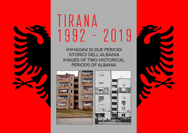 Tirana – Albania 1992-2019 The Book