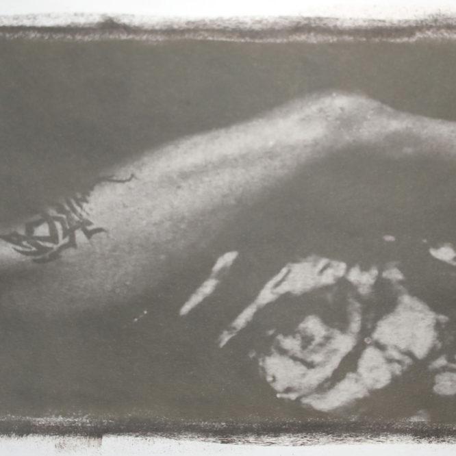 Body – Van Dyke Print- Luca Brogi Photography